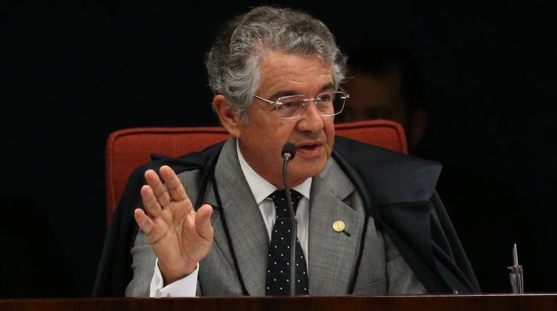Marco Aurélio nega pedido para suspender investigações sobre Queiroz