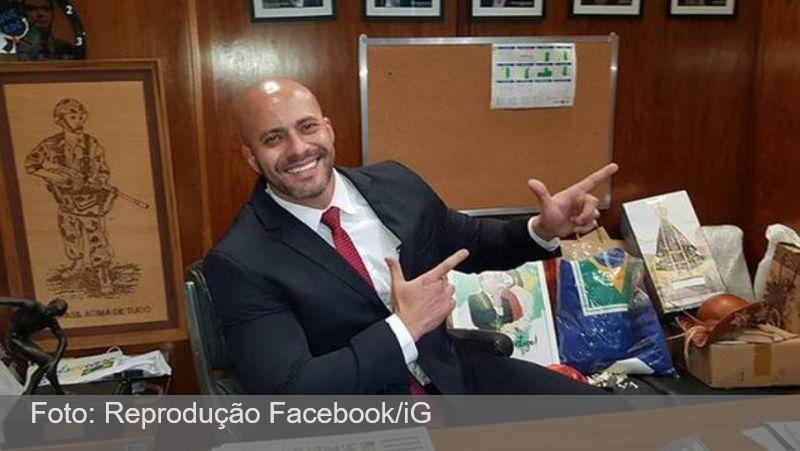PGR insiste que Silveira seja solto com tornozeleira eletrônica