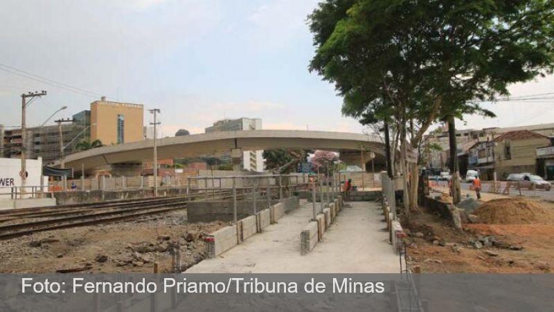 JF: Obras do Viaduto Hélio Fádel Araújo devem ser concluídas em outubro