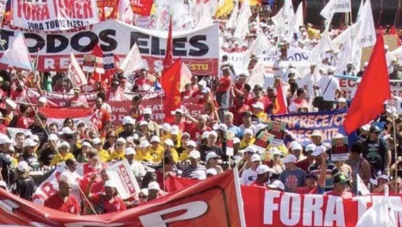 Reforma trabalhista derruba a criação de novos sindicatos no Brasil: queda foi de 72,6% em 2018