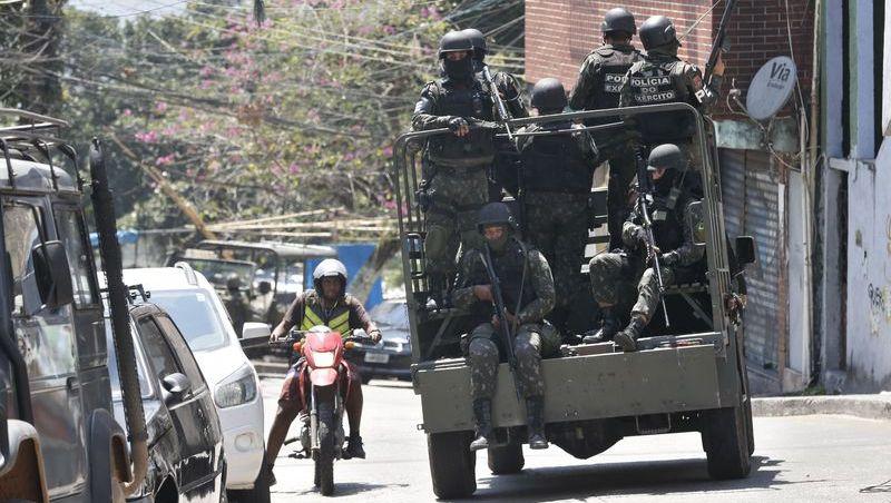 Rio: operação na zona oeste termina com uma pessoa morta e duas presas