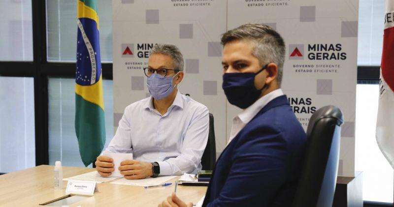 Governo de MG paga R$ 178,3 milhões em emendas parlamentares para reforçar enfrentamento da pandemia