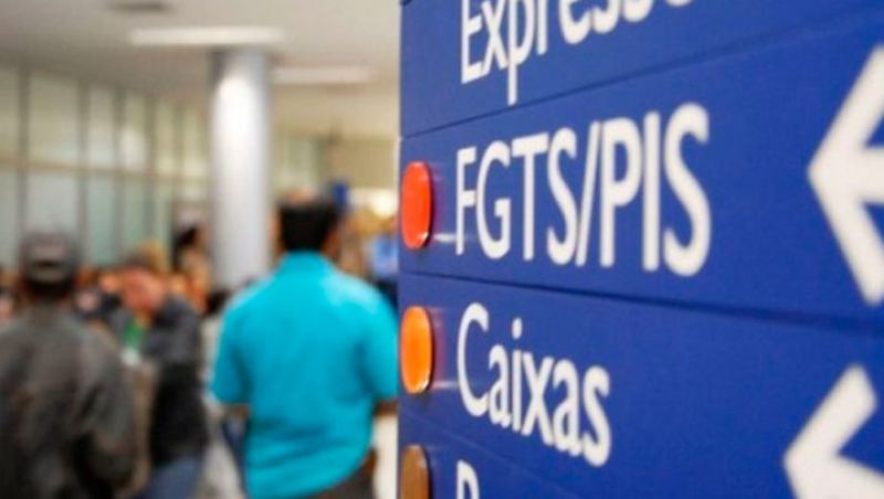 Caixa registra 12 milhões de transações após liberação do FGTS