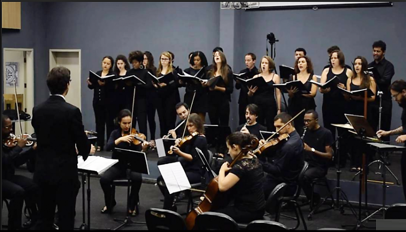 Coro Acadêmico da UFJF abre seleção para cantores