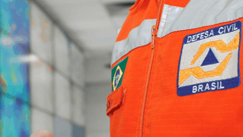 Defesa Civil Nacional reconhece situação de emergência em 27 cidades
