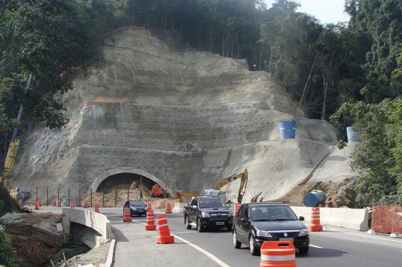 MPF cobra compensação ambiental à Concer pelas obras no trecho da BR-040 em Petrópolis