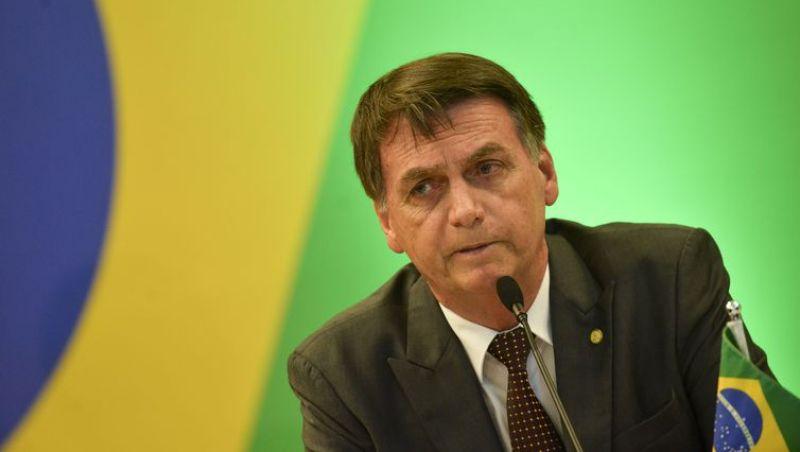 Bolsonaro diz que soberania e leis do Brasil devem ser respeitadas