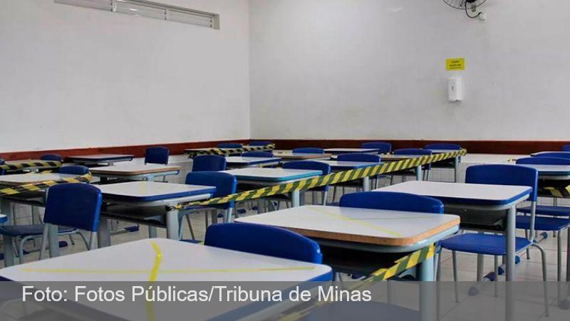 24 escolas estaduais de JF receberam R$ 843 mil para reformas