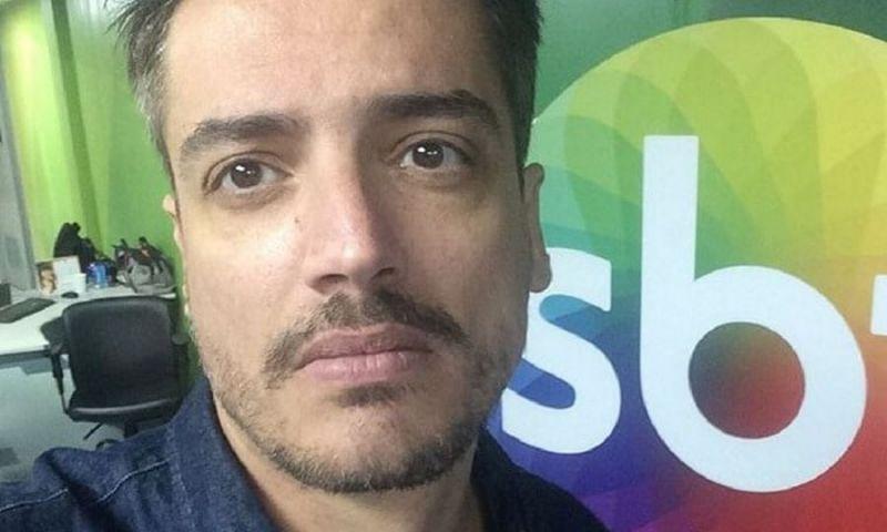 Pressionado por Sílvio Santos, Léo Dias diz que vai se internar para tratar vício em cocaína