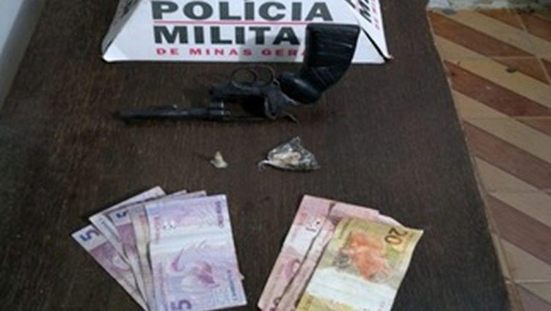 Jovens são detidos por roubo com ajuda do 'Olho Vivo' em Ubá