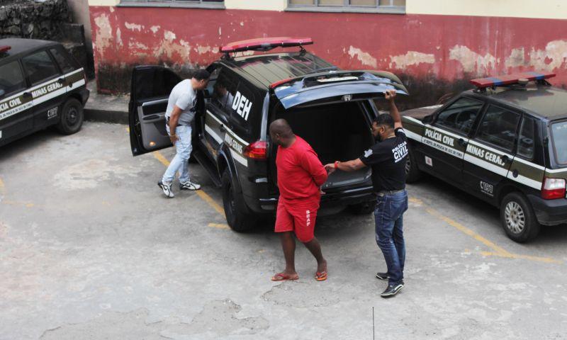 Suspeito de matar comerciante de Três Rios é preso pela Polícia Civil em JF