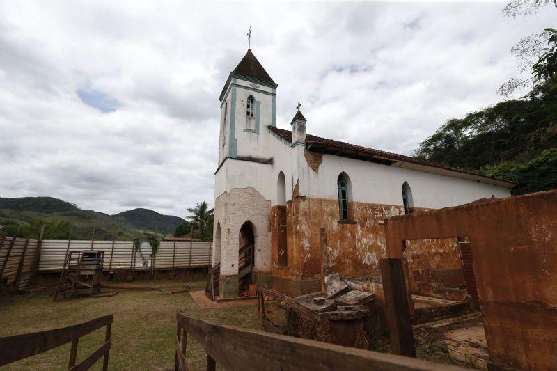 Moradores decidirão futuro de distritos atingidos pela lama em Mariana