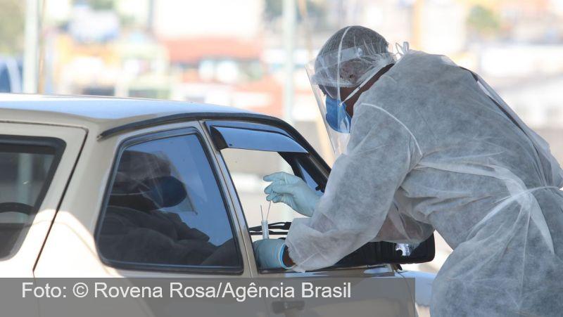 São Paulo registra 25,8 mil mortes por coronavírus
