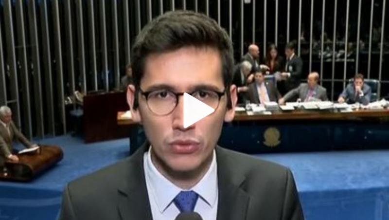 Senado aprova projeto que endurece a legislação contra o crime; texto vai à sanção presidencial - texto e vídeo