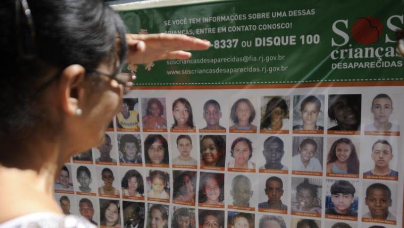 Mais de 82 mil pessoas desapareceram no último ano, segundo anuário