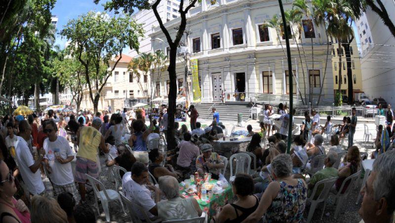 Carnaval de Juiz de Fora será aberto na próxima semana com Roda de Samba