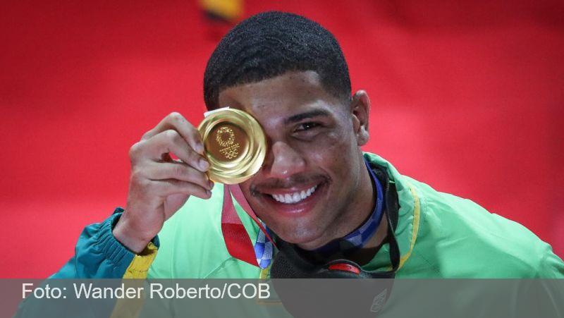 Recorde de medalhas em Olimpíadas custará mais de R$ 4 milhões ao COB