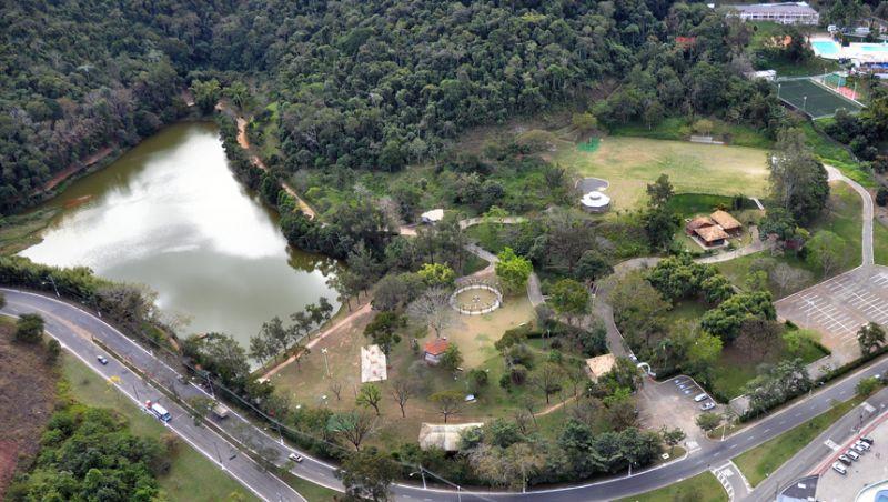 Parque da Lajinha abre durante o feriado em JF