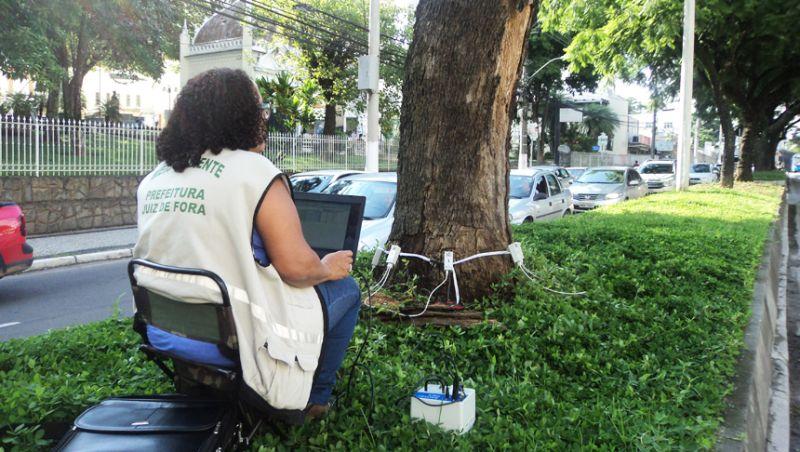 Secretaria de Meio Ambiente de JF retoma vistorias técnicas na Rio Branco