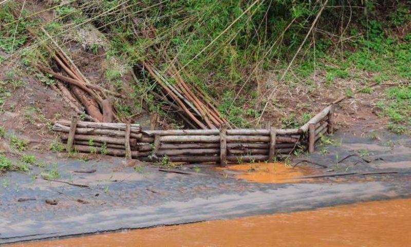 Estrutura deteriorada compromete recomposição dos rios afetados na tragédia de Mariana