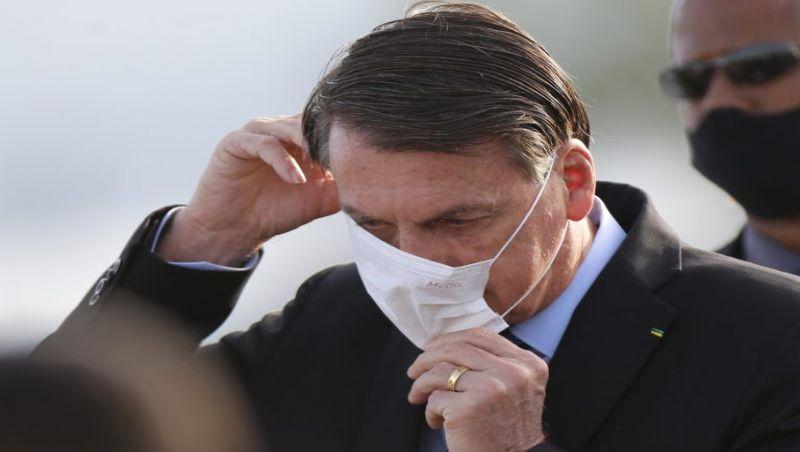 O Antagonista: Com Covid-19, Bolsonaro faz dois exames cardíacos por dia