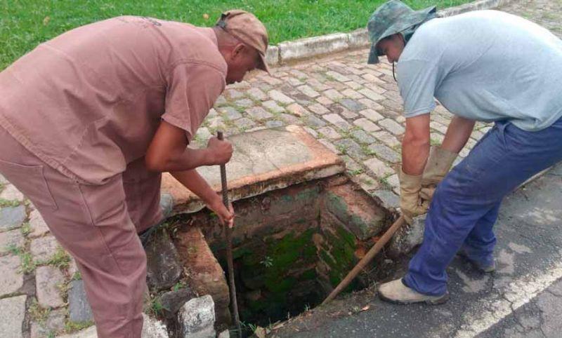 Secretaria de Obras realiza intervenções de drenagem em seis bairros de Juiz de Fora
