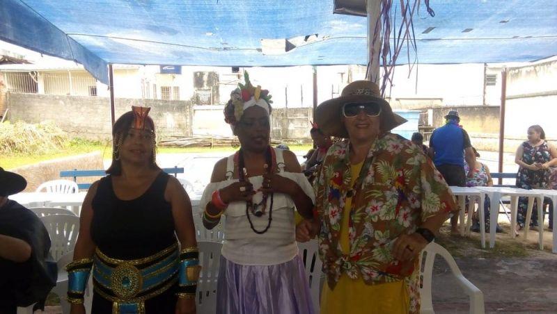 Baile de carnaval promove inclusão de deficientes visuais em Juiz de Fora