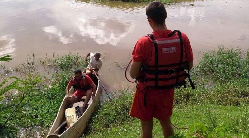 Dois corpos são encontrados no Rio Pomba em Leopoldina