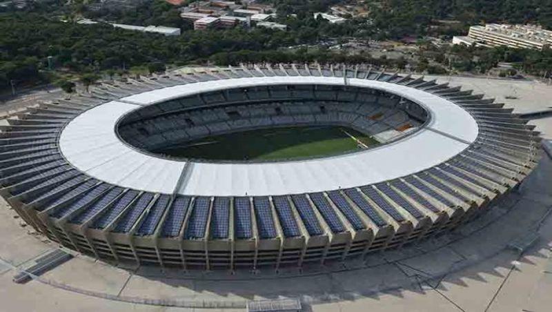 Mineirão suspende jogos, eventos e visitação devido ao coronavírus