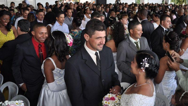 PJF divulga edital para inscrições em casamento comunitário
