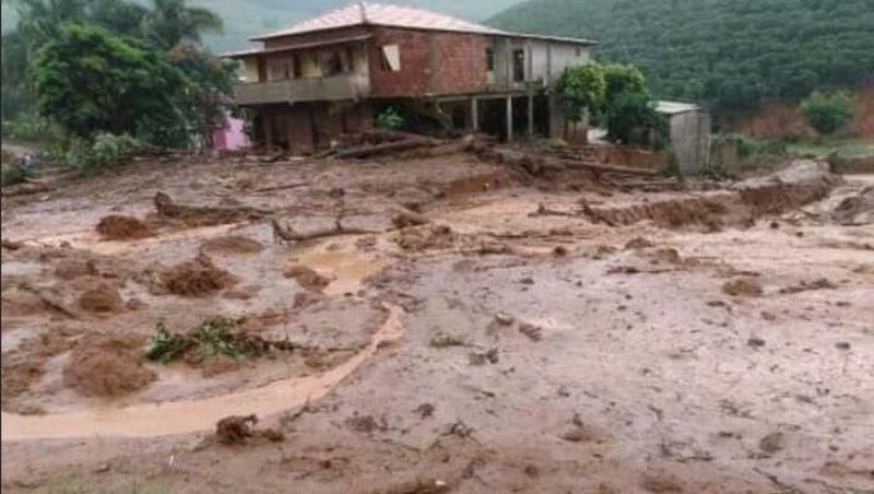 Carangola e Orizânia decretam estado de calamidade pública