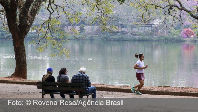 Cidade de São Paulo deve ter mais um dia de calor recorde