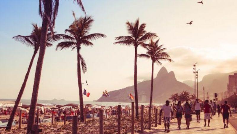 Gastos de estrangeiros no Brasil aumentam