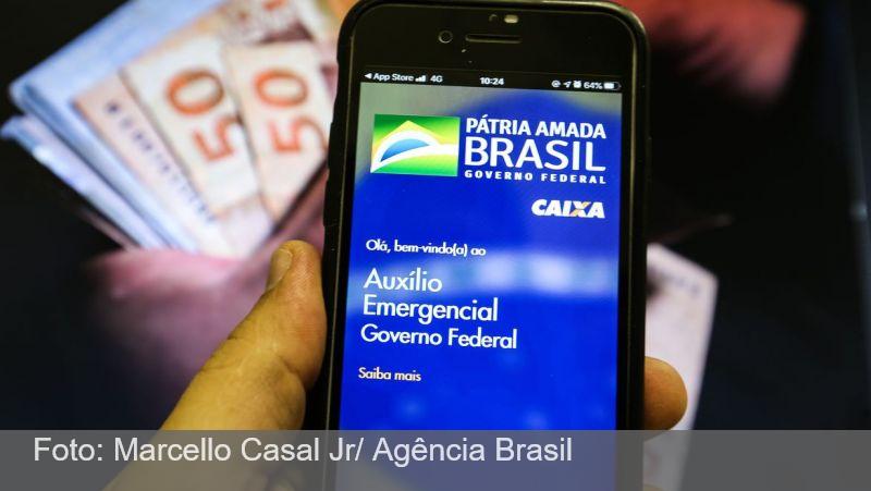 Governo detalha pagamentos e saques do auxílio emergencial