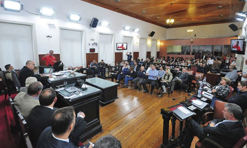 Audiência propõe tolerância zero contra infrações no Alto dos Passos