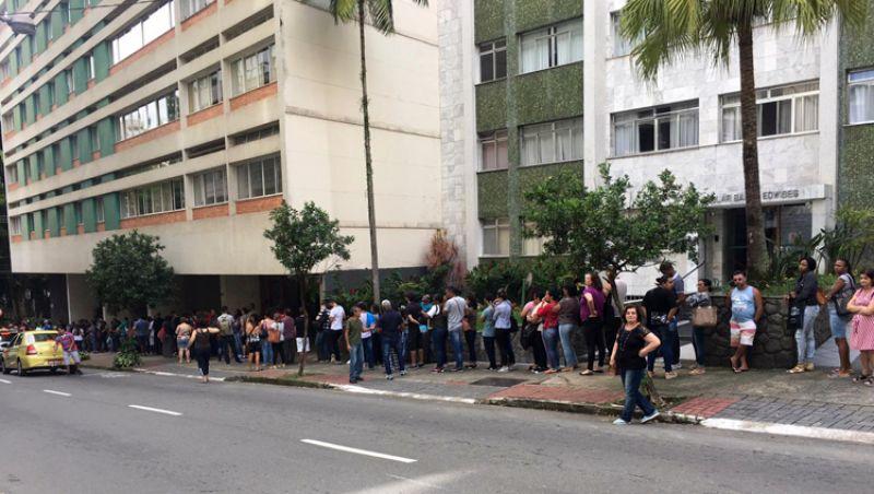 TRE atende mais de 800 eleitores durante plantão em Juiz de Fora