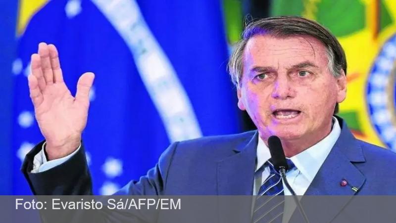 Bolsonaro sobre caso Lázaro: ''Arma deixa você dormir em paz em casa''