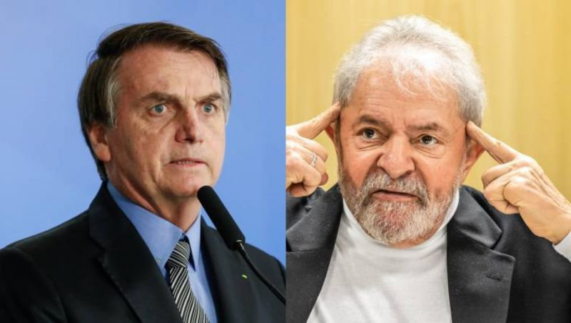 Bolsonaro ameaça acionar Lei de Segurança Nacional contra Lula