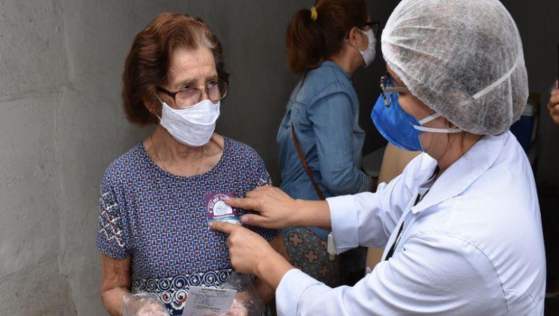 Confira informações sobre a vacinação contra a Covid-19 nesta semana em Juiz de Fora