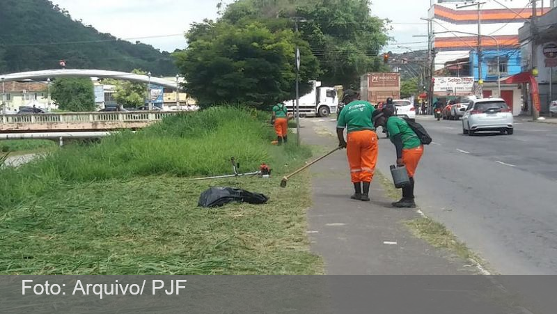 Demlurb leva operação Boniteza para as margens do Rio Paraibuna