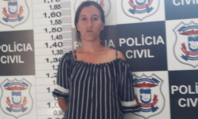 Mulher é presa suspeita de matar marido, jogar corpo em rio e procurar a polícia para inventar latrocínio em MT