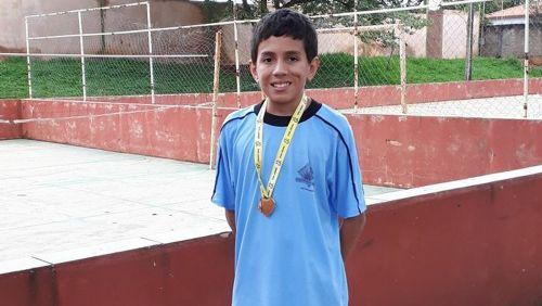 1º lugar na Olimpíada de Matemática diz que aulas de português ajudaram na medalha