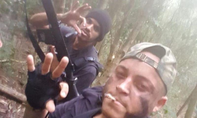 Traficantes em fuga ficaram em mata perto de quartel no Rio