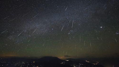 Chuva de meteoros poderá ser vista no Brasil hoje: 'Melhor do ano', diz Nasa