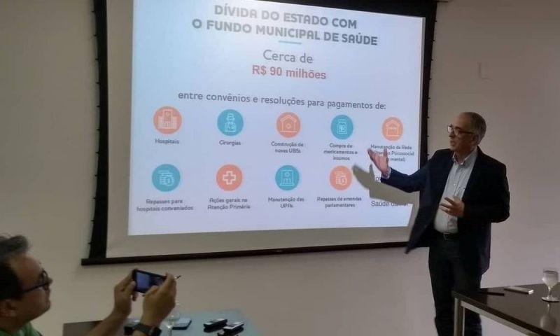 Prefeitura de Juiz de Fora cria gabinete para tentar diminuir impacto de divida de R$ 120 milhões do Estado