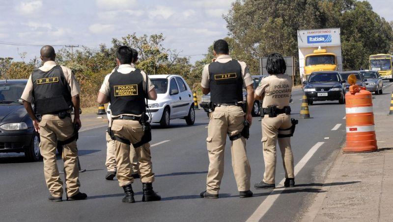 Polícia Rodoviária inicia sexta-feira Operação Carnaval em todo o país