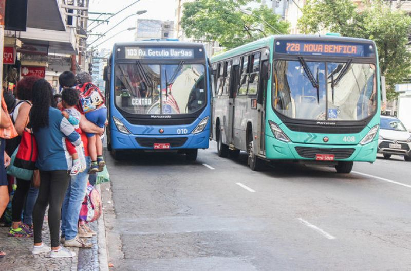 Settra altera quadro de horários, itinerário e ponto final de várias linhas de ônibus em Juiz de Fora