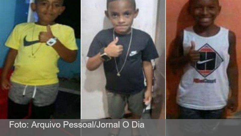 Há dois meses, familiares sofrem sem notícias dos meninos desaparecidos