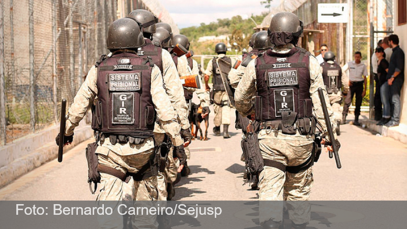 Estado abre edital com mais de 2,4 mil vagas para a Policial Penal de MG