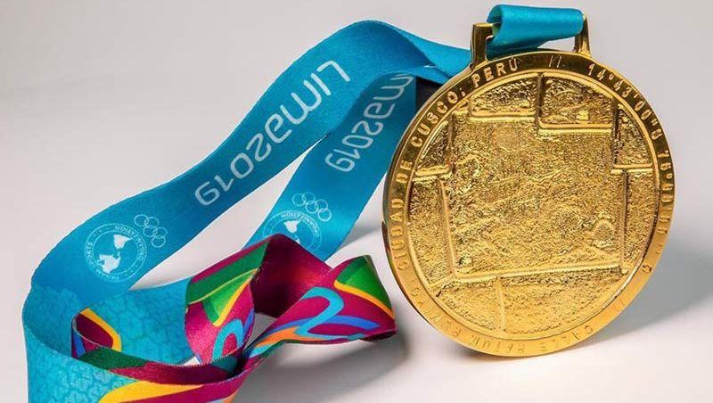 Brasil tem a melhor campanha da história em Parapans: recorde